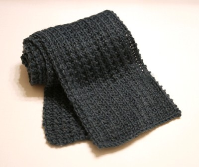 Learn to Knit Your First Scarf - v e r y p i n k . c o m - knitting patterns ...