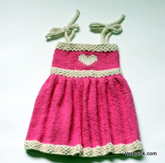 Baby Sun Dress Pattern To Crochet : Fiona Baby Sundress - Updated! - v e r y p i n k . c o m ...