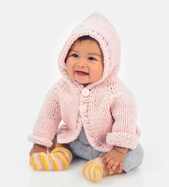 Baby Knitting Pattern Hoodie With Ears : Staci Perrys Blog - Spud & Chlo? Honeybear Hoodie ...