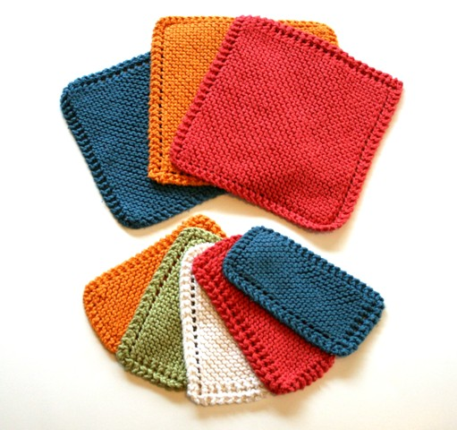 Staci Perrys Blog - Portuguese Knitting Dishcloths - August 10, 2016 07:00