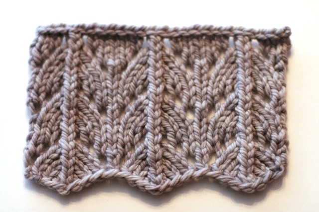 55d1de0f4c491d Fancy Stitch Combo - Wishbone Stitch - v e r y p i n k . c o m - knitting  patterns and video tutorials