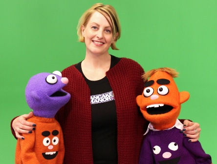 puppets for website