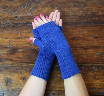Align Fingerless Mitts Tutorial V E R Y P I N K C O M Knitting