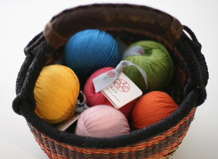 yarn basket sm